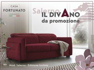 Divano Salerno Edizione limitata